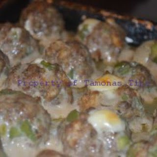 Homemade Meatball Recipe!