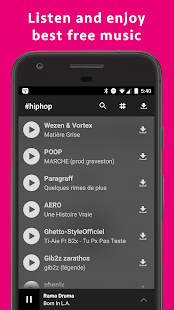 App MP3 Music Download Hunter APK for Windows Phone