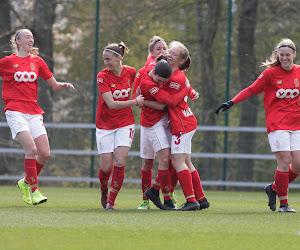 Super League : Le Standard Femina atomise Charleroi
