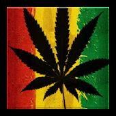 Go SMS Pro Rasta Weed