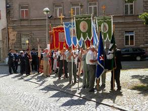 Photo: příprava liturgického průvodu