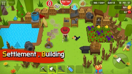 Mine Survival MOD Apk (Free Shopping) 3