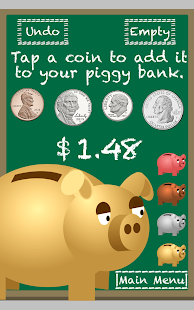 Professor Piggy Bank (Coins)- screenshot thumbnail