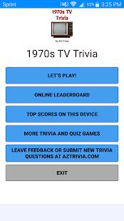 1970s TV Trivia - náhled