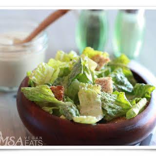 CLASSIC Caesar Salad Dressing.