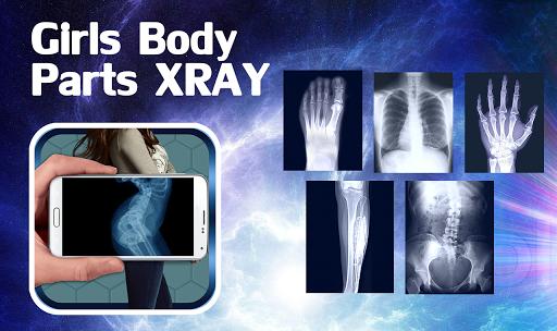 Girls X-Ray Full Body Joke
