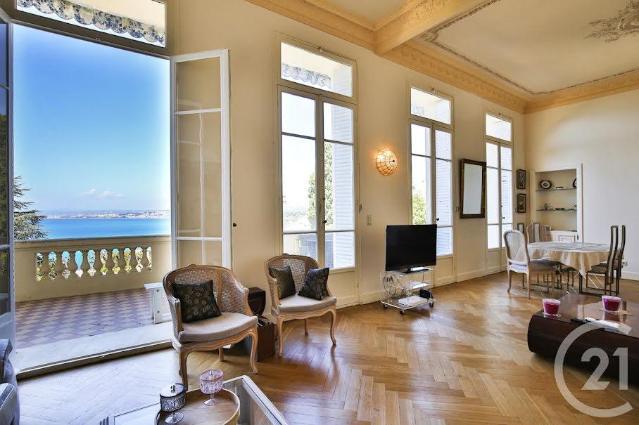 Vente appartement 6 pièces 234.32 m² à Nice (06300), 2 970 000 €