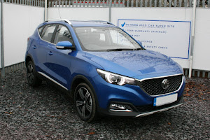 2019 MG ZS EXCLUSIVE