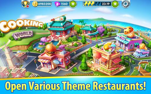 Cooking World 1.0.5017 screenshots 20