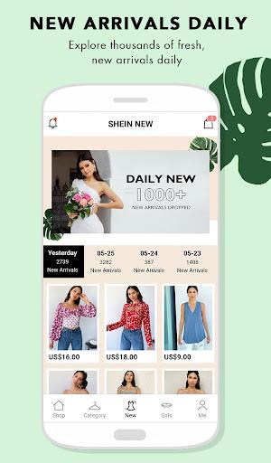 SHEIN-Fashion Shopping Online 7.1.4 screenshots 6