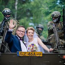Wedding photographer Tomasz Sobota (sobota). Photo of 02.08.2017