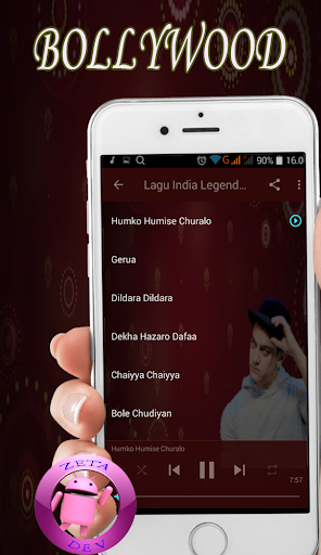 Lagu India Legend Terlengkap Offline 2018 screenshot 7