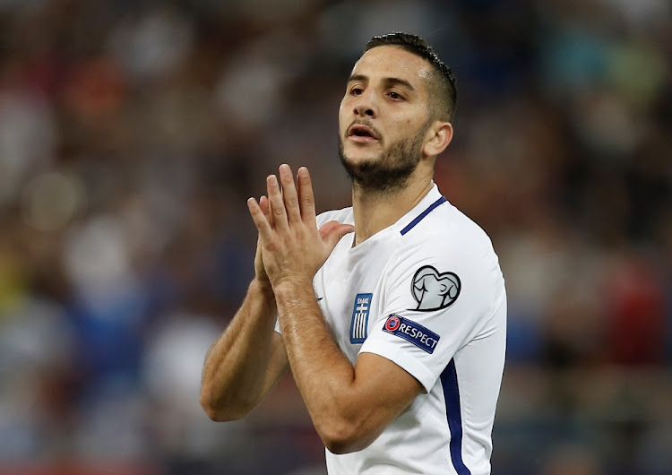 Kostas Manolas. Picture: REUTERS
