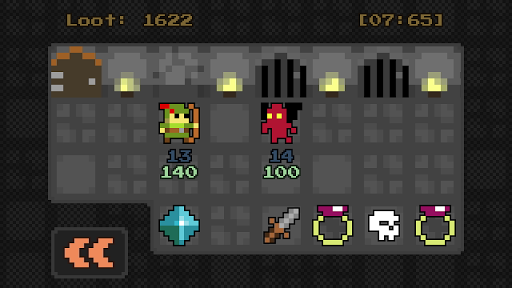 Roguelite Dungeon Crawler: Linear Roguelike RPG apkmr screenshots 2