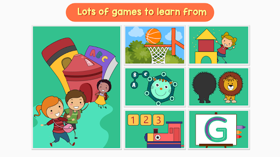 Kindergarten Kids Learning- screenshot thumbnail