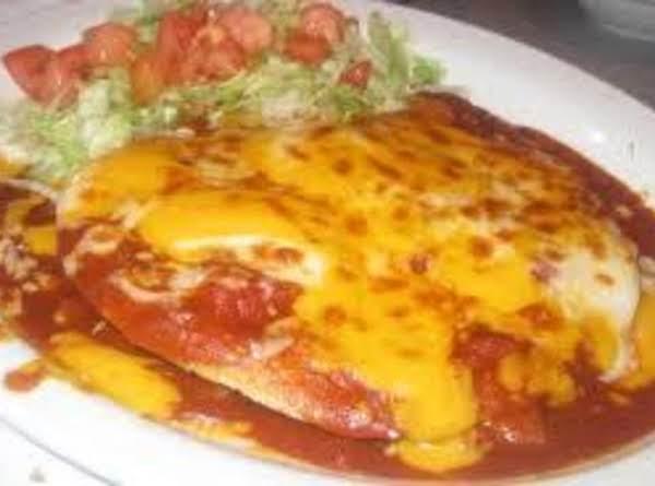 Stacked Enchiladas For Beginners Recipe