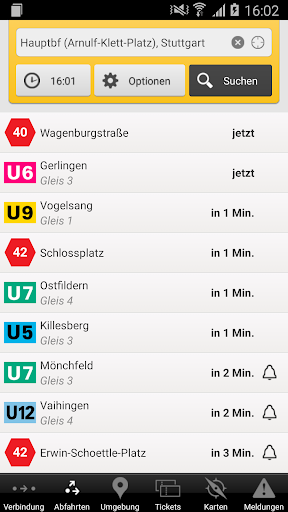 玩免費交通運輸APP|下載FahrInfo Stuttgart app不用錢|硬是要APP
