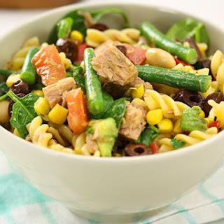 Tuna Tomato Pasta Salad Recipe