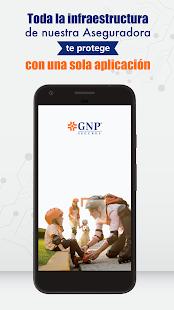 GNP Conecta Móvil - náhled