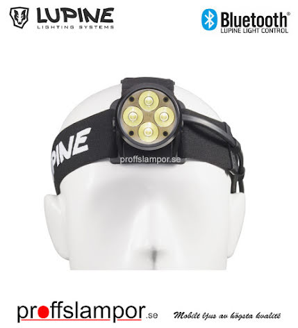 Pannlampa Lupine Wilma RX 14