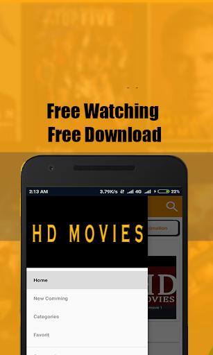 HD Movies Free 2018 - Full Online Movie 2.6 screenshots 1