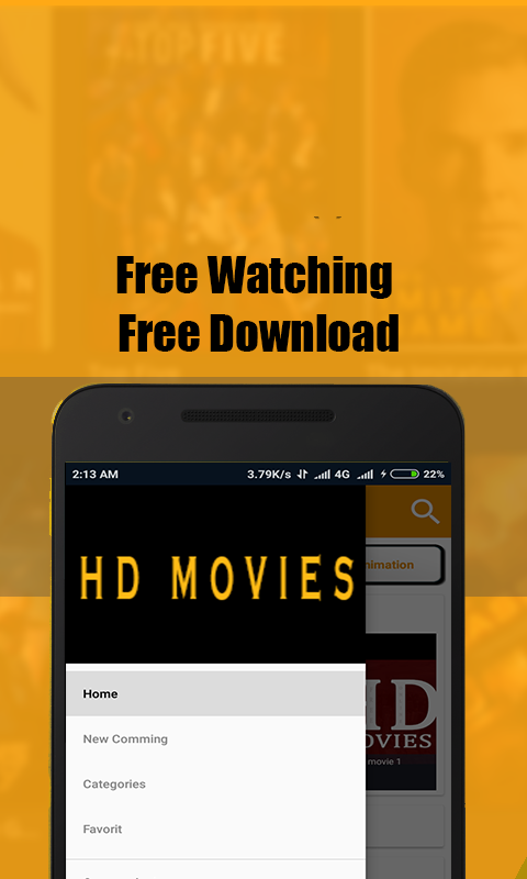 HD Movies Free 2019 - Full Online Movie APK Cracked Free