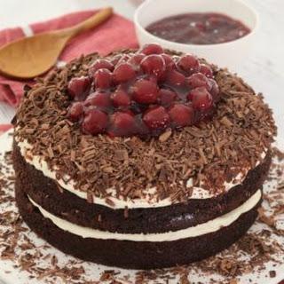 Black Cherry Desserts Recipes