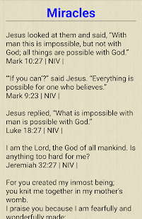 Bible verses by topic for PC-Windows 7,8,10 and Mac apk screenshot 6