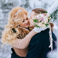 Wedding photographer Olga Mazlova (selegilin). Photo of 17.02.2017