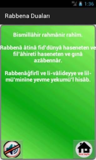 Rabbena Duası for PC