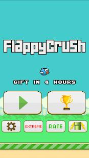 Flappy Crush- screenshot
