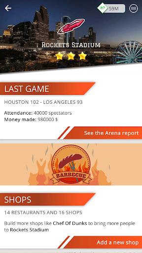 Astonishing Basketball Manager 20 - Simulator Game  screenshots 4