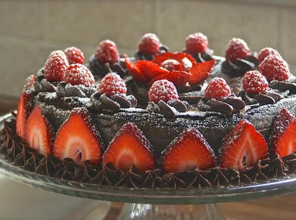 Decadent Chocolate Torte Recipe