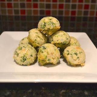 Broccoli Cauliflower Nuggets.