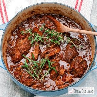 Tender Stovetop Pork Ragu Recipe