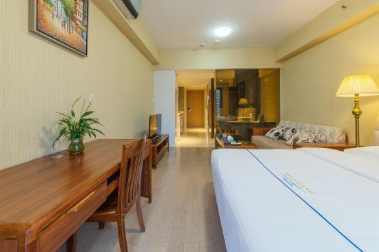 Gongyuandao Serviced Apartments