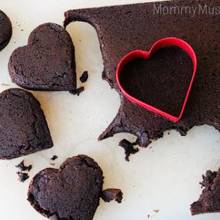Heart Shaped Whoopie Pies