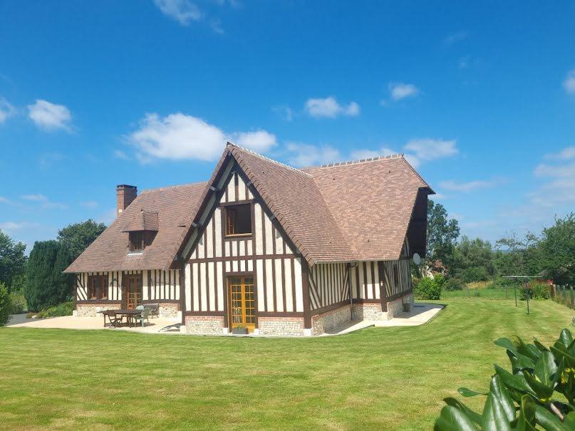Vente maison 8 pièces 240 m² à Pont-Audemer (27500), 738 000 €