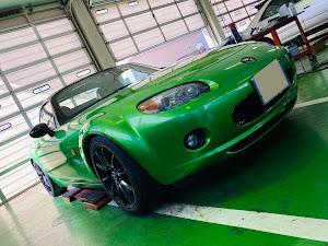 ロードスター NCEC RSのカスタム事例画像 なかスァン@全塗装完了!さんの2020年11月21日12:38の投稿