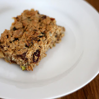 Homemade Energy Bars.
