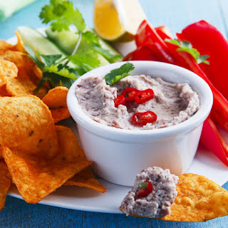 Refried Bean Dip
