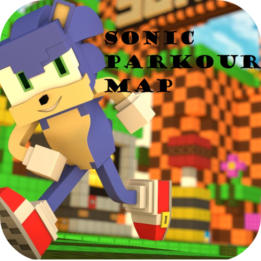 Baixar Sonic Parkour Map For MCPE para Android