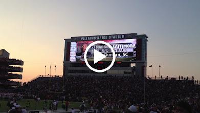 Video: Video of Marcus Lattimore introduction.