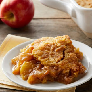 5-Ingredient Apple Dump Cake Recipe