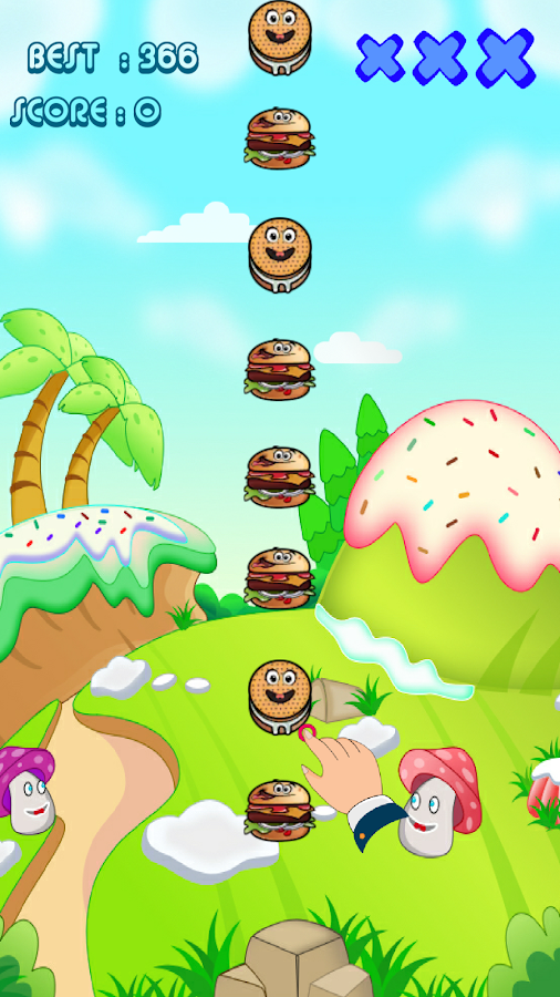 Food Stripe- screenshot