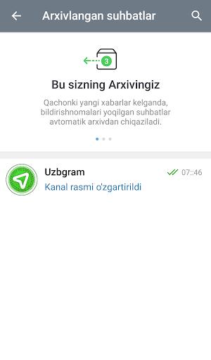Uzbgram - Norasmiy