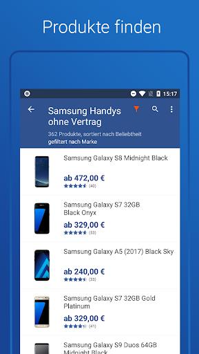 billiger.de Preisvergleich 4.2.23 screenshots 3
