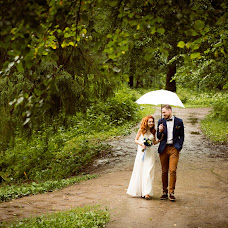 Wedding photographer Olga Vorobcova (helik86). Photo of 31.08.2016