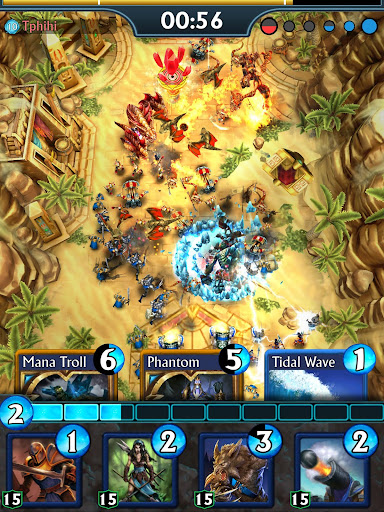 SIEGE: TITAN WARS - screenshot