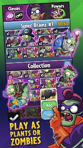 Plants vs Zombies Heroes MOD APK [Unlimited Sun] 8
